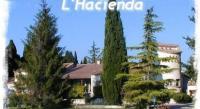 Hôtel Lédenon hôtel L'hacienda