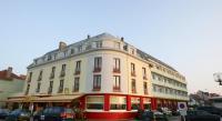 Hotel en bord de mer Picardie Hôtel en Bord de Mer La Terrasse