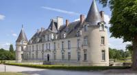 Hôtel Bouilly en Gâtinais hôtel Château D'augerville