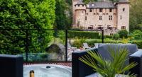 Hôtel Ispagnac Hotel Restaurant Château De La Caze