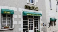 Hôtel Courçay hôtel Auberge De La Treille