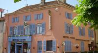 Hotel Fasthotel Franche Comté Hotel Restaurant Du Donjon