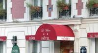 Hotel Fasthotel Asnières sur Seine Hotel Résidence Villiers