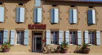 Hôtel Saint Cricq Villeneuve Hotel Du Commerce