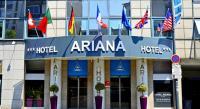 Hôtel Villeurbanne Hotel Ariana