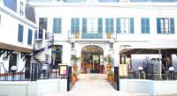 Hôtel Saint Julien du Sault Hotel De Paris - De La Poste