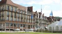Hôtel Saint Nicolas de la Haie hôtel Normotel La Marine