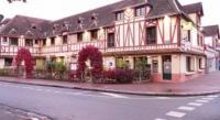 Hôtel Saint Jean de Rebervilliers hôtel La Forêt
