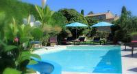hotels Saint Martin de Castillon Mas Des Romarins