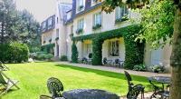 hotels Honfleur Hotel Castel Fleuri