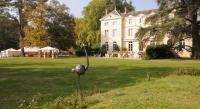 Hôtel Fay aux Loges hôtel Château De Chicamour