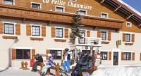 Hôtel Ain hôtel La Petite Chaumière