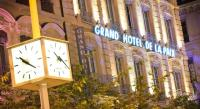 Hôtel Lyon Grand Hotel De La Paix