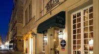 Hôtel Paris Hotel De Lutèce