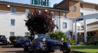 Hôtel Saint Gervais en Belin Brit Hotel Le Cottage
