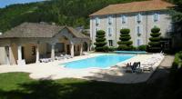 Hôtel Ispagnac Grand Hotel Du Parc