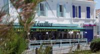 Hôtel Saint Georges d'Oléron Hotel Restaurant L'écailler