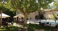 Hôtel Saint Mamert du Gard hôtel Mas De Galoffre