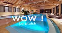 Hotel 4 étoiles Saint Martin de Belleville Le Menuire Chalet-hôtel 4 étoiles - Spa