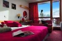 Hotel Balladins Peisey Nancroix Belambra Club L'aiguille Rouge