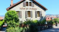 hotels Annecy Hotel Du Château