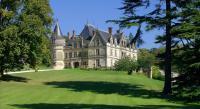Hôtel Indre et Loire Chateau Hotel La Bourdaisière