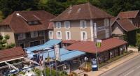 Hôtel Oyeu hôtel Hostellerie Du Lac Bleu