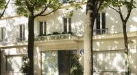 Hotel de luxe Paris  hôtel de luxe Aiglon