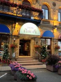Hotel Quality Hotel Eschbourg L'hotel Europe