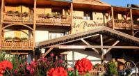 Hôtel Champcella Hotel Restaurant La Pendine