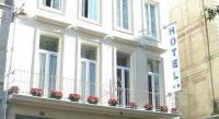 Hôtel Bordeaux hôtel Acanthe  Hotel