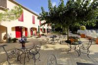 hotels Bonnieux Hotel Restaurant Prato Plage