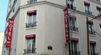 Hotel Fasthotel Asnières sur Seine Hotel D'anjou