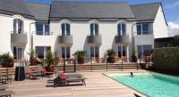 Hôtel Plouvien Hotel Le Castel Ac'h