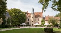 Hôtel Blet Château Hotel Le Sallay