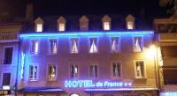Hôtel Sainte Eulalie d'Olt hôtel Le France