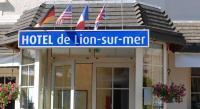 Hôtel Plumetot Hotel De Lion Sur Mer
