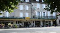 Hôtel Lachapelle Auzac Hotel  De  La Promenade