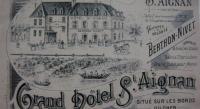 Hôtel Saint Christophe en Bazelle Grand Hotel Saint Aignan