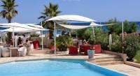Hotel Languedoc Roussillon Grand Hôtel en Bord de Plage Les Flamants Roses
