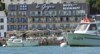 Hôtel Poullan sur Mer Hotel Restaurant Le Goyen