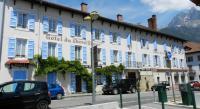 Hotel Ibis Budget Nancy sur Cluses Hotel Du Mont Blanc