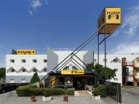 Hôtel Gajan Hotel F1 Nimes Ouest