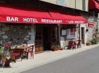 Hôtel Chauzon hôtel Auberge Les Voutes