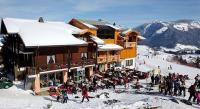 Hôtel Lullin Sarl Hotel Des Skieurs