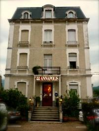 Hôtel Aix les Bains hôtel Annapolis