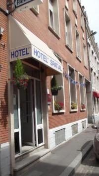 Hôtel Amiens hôtel Au Spatial