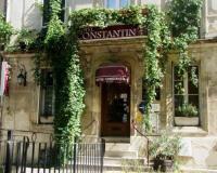 Hôtel Arles hôtel Constantin