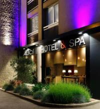 hotels Saint Quentin sur le Homme Hotel Altos