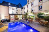 Hôtel Le Breuil en Bessin Hotel Du Luxembourg Et Restaurant Les 4 Saisons